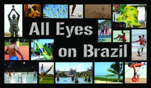 All Eyes on Brazil is on Kickstarter.com until June 12th, 2013